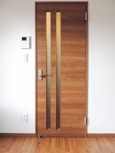 セキスイハイムの室内ドア